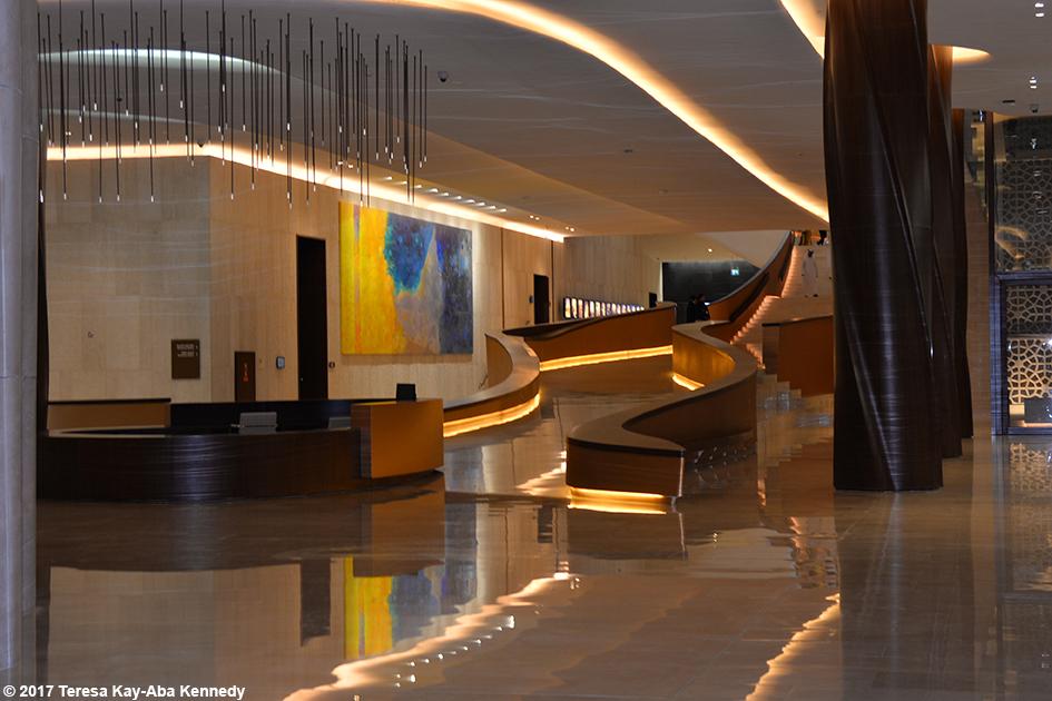 Ethiad Museum in Dubai - February 11, 2017