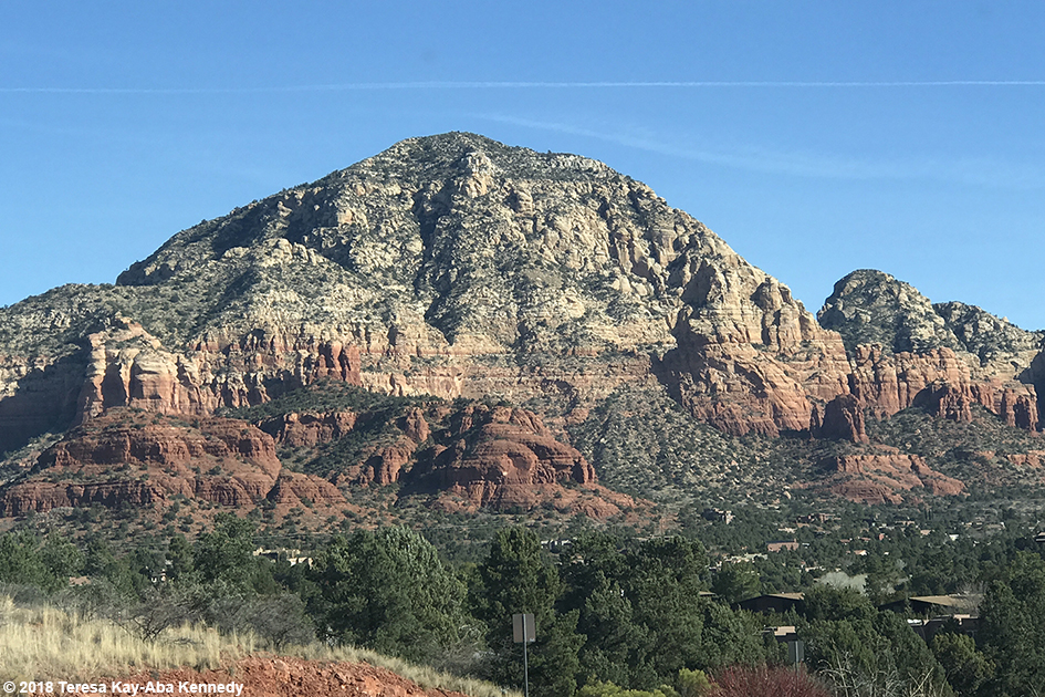 The beauty of Sedona, Arizona - February 8, 2018
